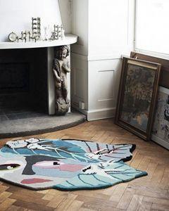 LUCKYBOYSUNDAY -  - Moderner Teppich