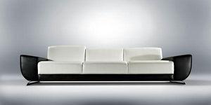 ARTEZEN - dragon - Sofa 3 Sitzer
