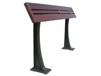 Maglin Site Furniture -  - Bank