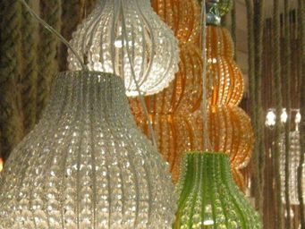 Spiridon - figue - Deckenlampe Hängelampe