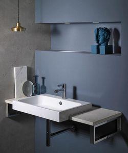 Alape - stream' - Waschbecken Hängend