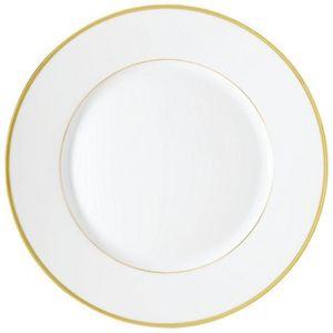 Raynaud - fontainebleau or (filet marli) - Flache Teller
