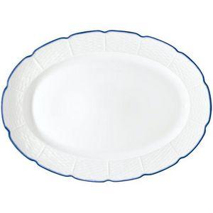 Raynaud - villandry filet bleu - Ovale Schale