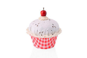 ROSSO CUORE - muffin alla lavanda - Raumparfum