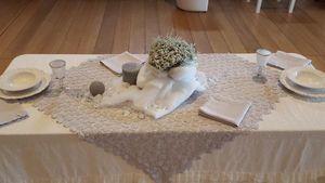 CHEZ MOI -  - Rechteckige Tischdecke