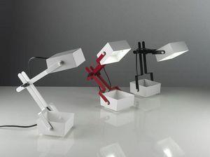 Gumdesign - cu - Schreibtischlampe