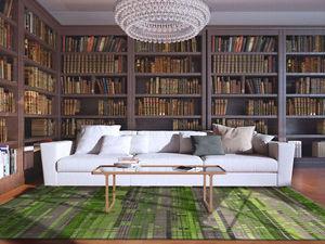 Louis De Poortere - greenback - Moderner Teppich