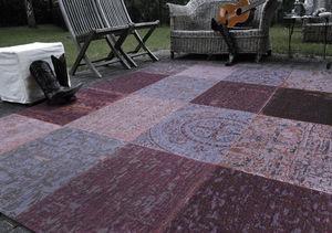 Louis De Poortere - multi pale purple 8008 - Moderner Teppich