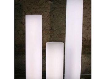 Slide - lampe design - Leuchtsäule