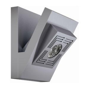 Osram - tresol cube - applique led argent h12,3cm   appliq - Wandleuchte