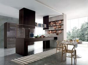 RASTELLI - beluga- - Einbauküche