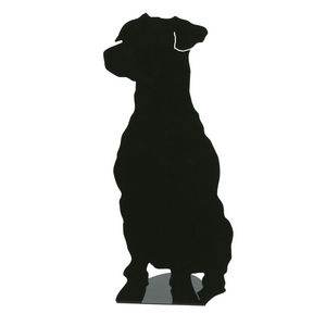 FrauMaier - fraumaier shape - lampe à poser assis! noir h43cm  - Tischlampen