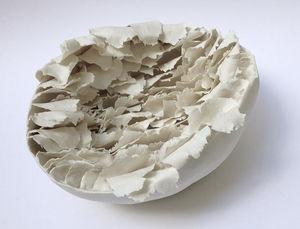 PASCALE MORIN - Sculpture Porcelaine - By-Rita -  - Skulptur
