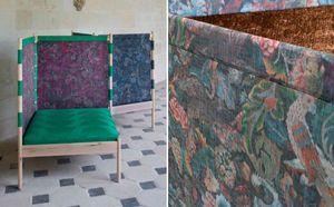 Verel De Belval -  - Sitzmöbel Stoff