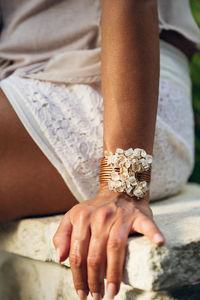 SARABARTKO JEWELS FRANCE -  - Armband