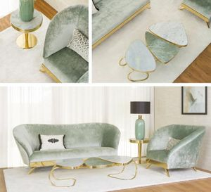 Green Apple Home style - la bohème - Sofa 2 Sitzer
