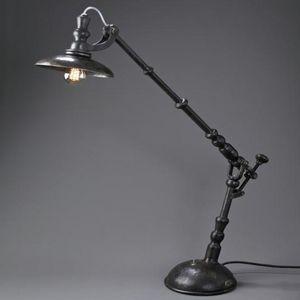 OLIVIER LE CLERC - delta - Schreibtischlampe