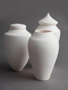 KAREN SWAMI -  - Vase Mit Deckel