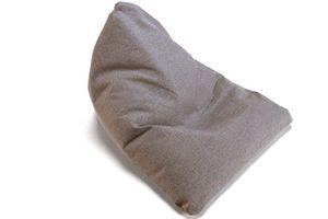 INNOVATION - innovation pouf design soft peak gris mixed dance - Birne Sitzkissen