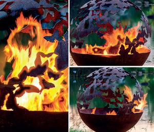 BRASEROS DESIGN - butterfly - Feuerstelle