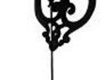 Antic Line Creations - cloche de jardin antique en fonte - Außenglocke