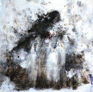 HANNA SIDOROWICZ - menine - Zeitgenössische Gemälde