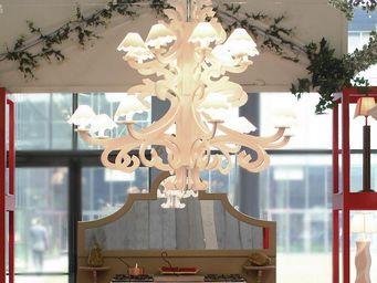 Luc Perron -  - Deckenlampe Hängelampe