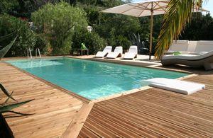 Piscines Desjoyaux -  - Traditioneller Schwimmbad