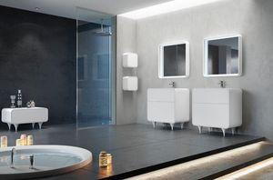 KRAMER Design ® - e-pure 30 - Waschtisch Möbel