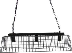 ZAGO - suspension en métal grillagé mesh - Deckenlampe Hängelampe