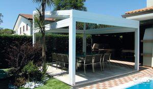 Gibus - med quadra pavilion - Terrassenüberdachung