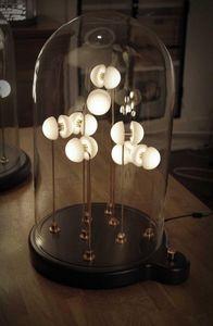 THIERRY TOUTIN LUMINOPHILIE - germes de lux 8 - Tischlampen