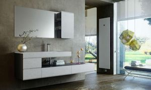 FIORA - making - Badezimmermöbel