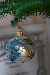 GLASSOR -  - Weihnachtskugel