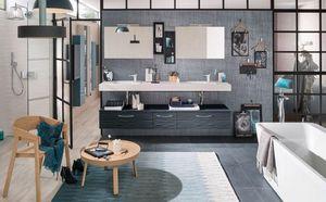 Delpha - outremer mat - Badezimmer
