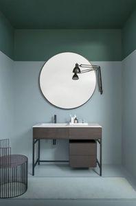 CIELO - milano - Waschtisch Möbel