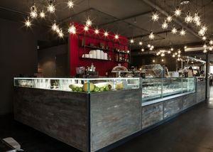 FRANZ SICCARDI -  - Architektenentwurf Bars Restaurants