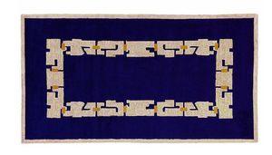 MAISON LELEU - engrenage- - Moderner Teppich