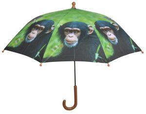 KIDS IN THE GARDEN - parapluie enfant out of africa singe - Regenschirm