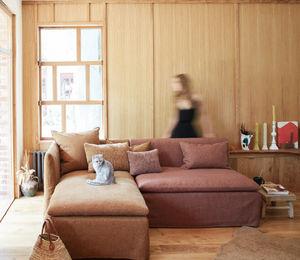Maison De Vacances - boho - Liegesofa