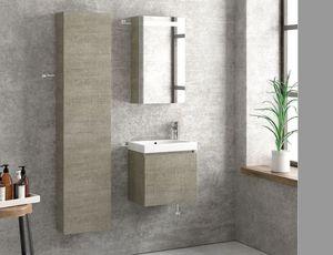ITAL BAINS DESIGN - space melamine 45 - Badezimmermöbel