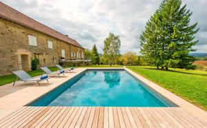 Aquilus Piscines - --bora 120 - Traditioneller Swimmingpool