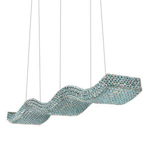 ALAN MIZRAHI LIGHTING - am5050 wave - Kronleuchter