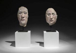 AGNÈS BAILLON -  - Mensch Kopf