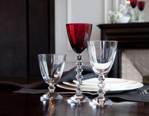 Baccarat - vega coffret 2 -- - Stielglas