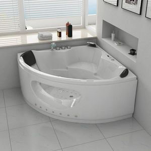 DISTRIBAIN - baignoire d'angle 1408355 - Eckbadewanne