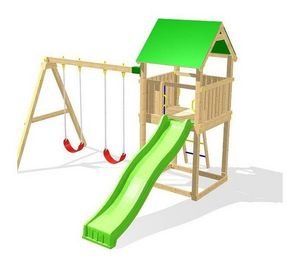 CHALET DE JARDIN -  - Spielplatz