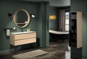 CEDAM - oakwood - Badezimmermöbel