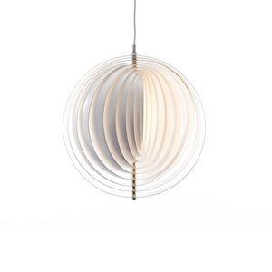 Verpan - moon - suspension à moduler - Deckenlampe Hängelampe
