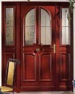Tecma -   - Eingangsglastür